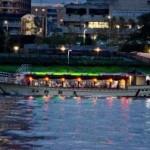 大阪の屋形船で思い出に残る忘年会をしよう!